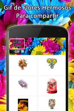 Gif de Flores apk screenshot