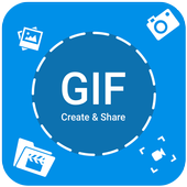 GIF Maker & Share for Whatsapp icon