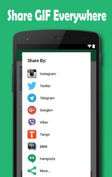 GIF Creator for WhatsApp screenshot 3