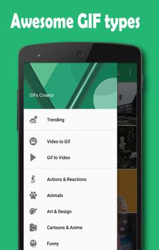 GIF Creator for WhatsApp poster