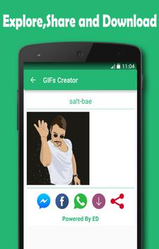 GIF Creator for WhatsApp screenshot 2