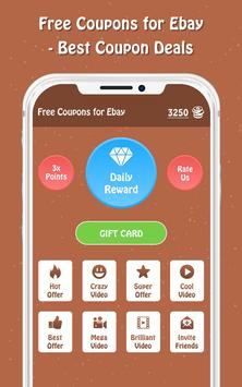 Free Coupons for Ebay screenshot 7