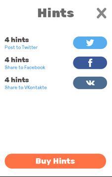 Guess The Five: Words screenshot 4