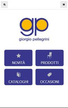 Giorgio Pellegrini poster
