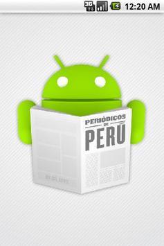 Diarios de Perú poster