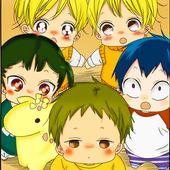 Gakuen Babysitters Wallpapers icon