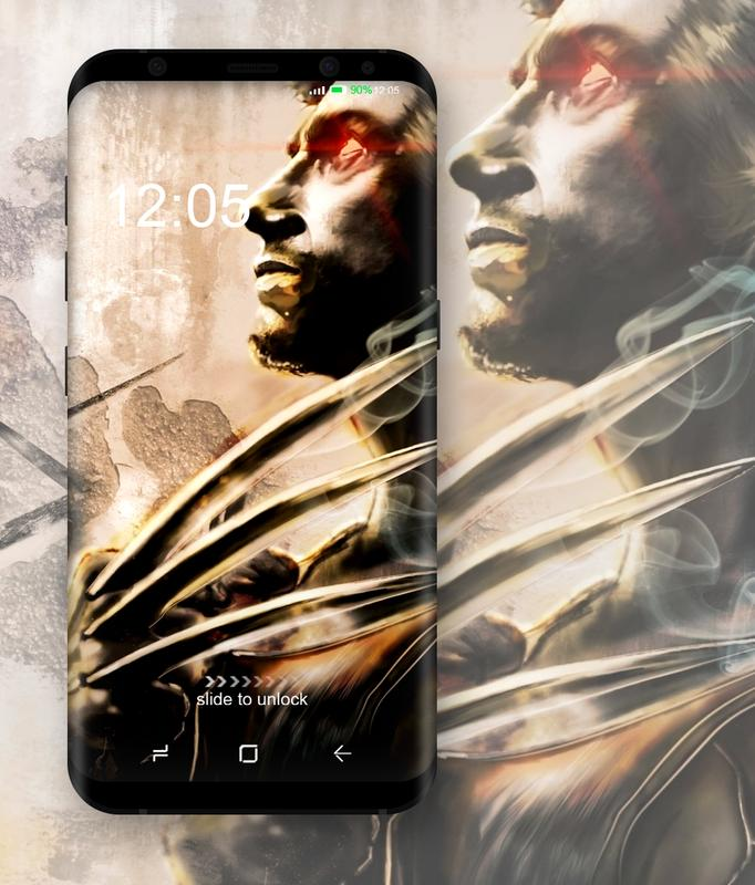 Logan Wolverine Wallpaper Art For Android Apk Download