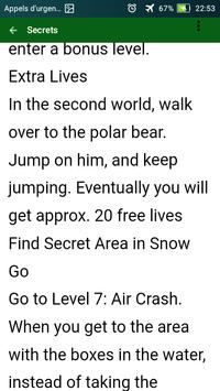 Guide tips for  Crash Bandicoot N. Sane Trilogy screenshot 2