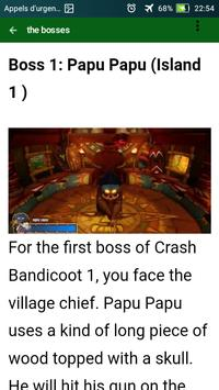 Guide tips for  Crash Bandicoot N. Sane Trilogy screenshot 6