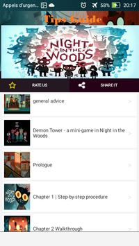 guide For Night In The Woods screenshot 3
