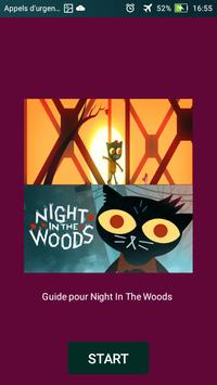 guide pour Night In The Woods poster