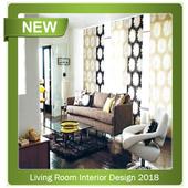 Living Room Interior Design 2018 icon
