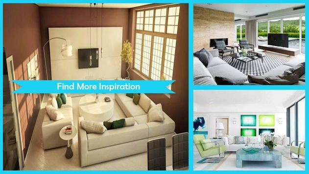 Living Room Interior Design 2018 screenshot 1