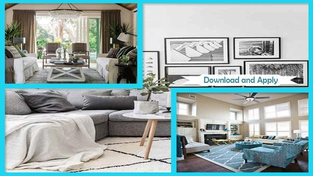 Living Room Interior Design 2018 screenshot 2