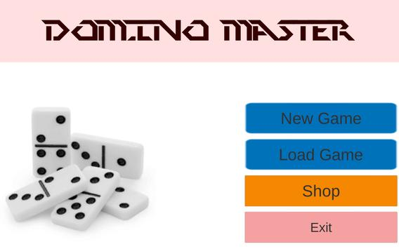 Domino Master poster