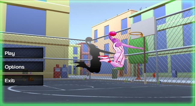 Real Basketmania apk screenshot