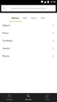 Gilt - Shop Designer Sales apk screenshot