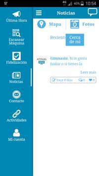 Gimnasio Atenas Madrid screenshot 1