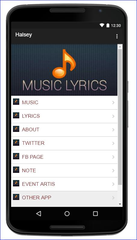 Halsey for Android - APK Download