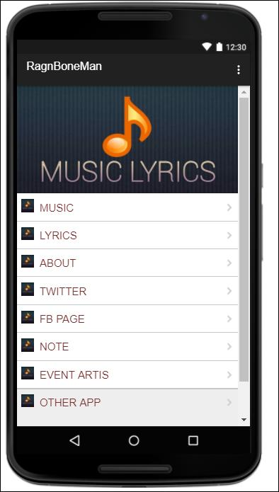 Rag'n'Bone Man Music Lyrics for Android - APK Download
