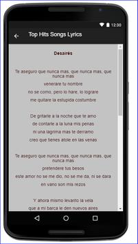 Rocio Durcal Music Lyrics screenshot 3
