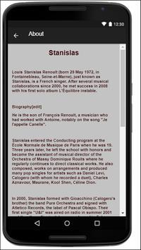 Stanislas Music Lyrics screenshot 1