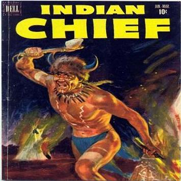 Indian Chief 1 poster