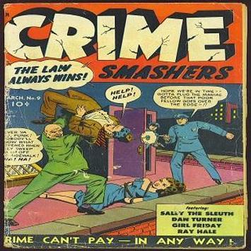 Crime Smashers poster