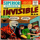 Invisible Man icon
