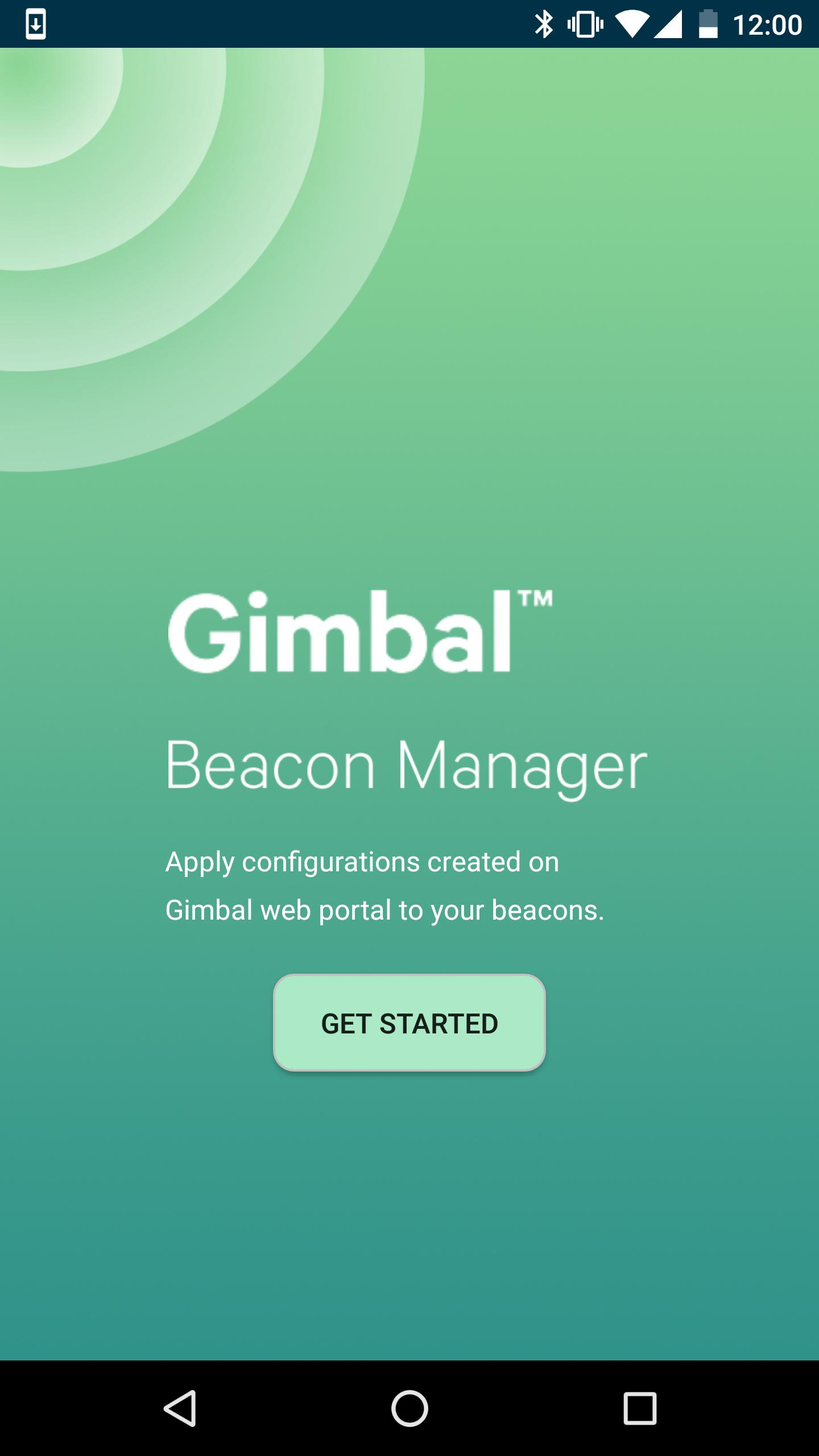 Gimbal Beacon Manager for Android - APK Download