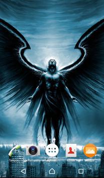 Dark angel wallpaper screenshot 4