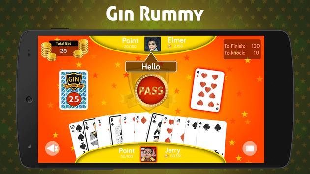 Gin Rummy screenshot 1