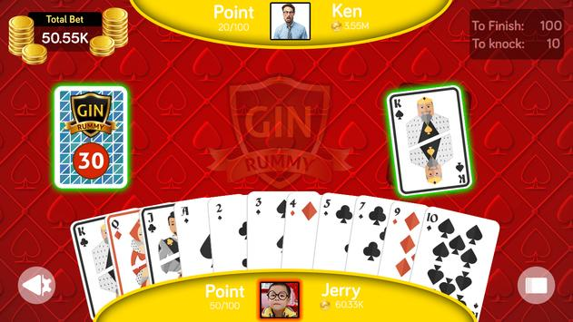 Gin Rummy screenshot 2