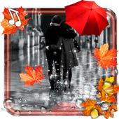 Autumn Love live wallpaper icon