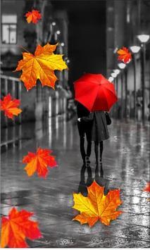 Autumn Love live wallpaper poster