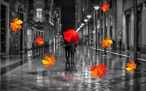 Autumn Love live wallpaper apk screenshot