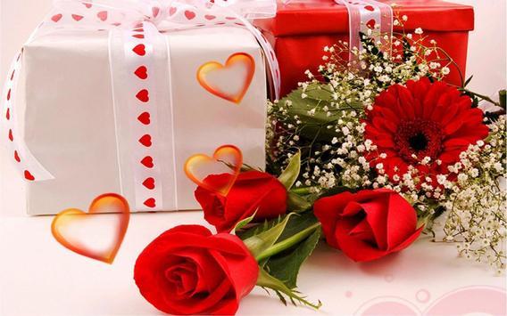 Love Gifts live wallpaper apk screenshot