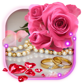 Love Roses live wallpaper icon