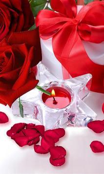Romantic Love live wallpaper screenshot 1