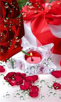 Romantic Love live wallpaper screenshot 2