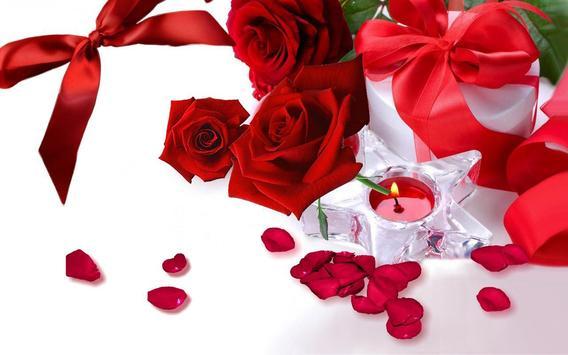 Romantic Love live wallpaper screenshot 5