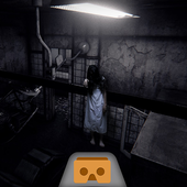 Scary Haunted House Horror VR icon