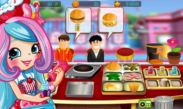 Cooking & Cafe Restaurant Game apk screenshot