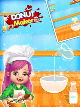 How to Make Donuts poster