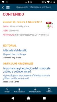 Ginecología y Obstetricia Mx apk screenshot