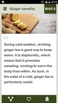 Ginger - Magic Herb Daily apk screenshot