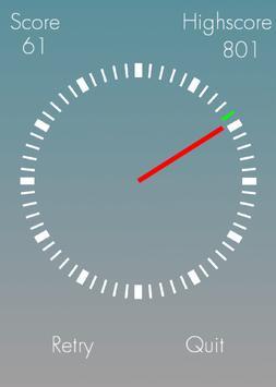 Stop the Clock apk screenshot