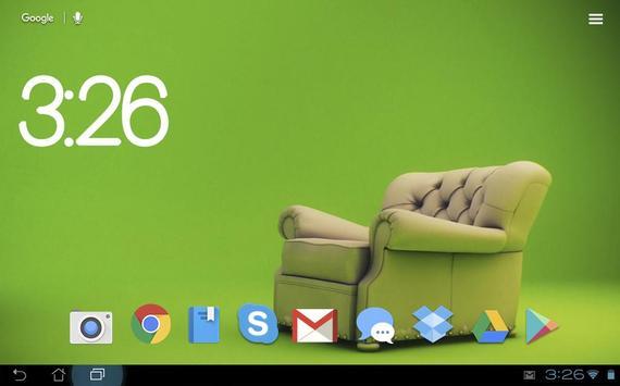 Funny Floppy Objects LW apk screenshot
