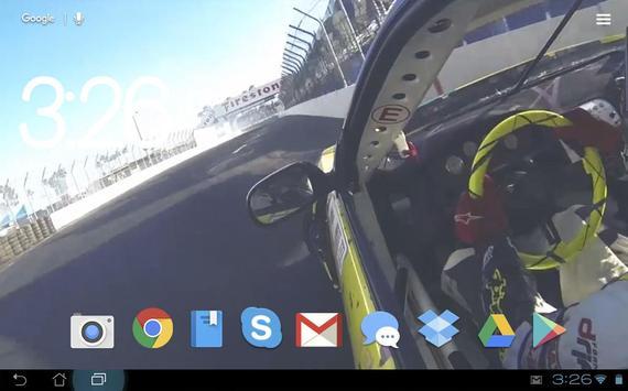 Speed Car Race Live Wallpaper apk screenshot