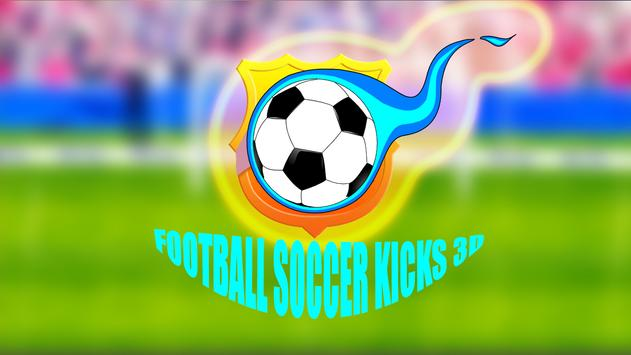 Football Soccer Kicks 3D apk screenshot